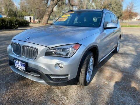 2013 BMW X1 for sale at My Car Plus Center Inc in Modesto CA