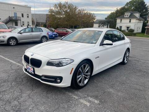 2016 BMW 5 Series for sale at 1NCE DRIVEN in Easton PA