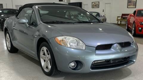 2007 Mitsubishi Eclipse Spyder for sale at Hamilton Automotive in North Huntingdon PA