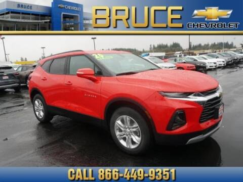 2020 Chevrolet Blazer for sale at Medium Duty Trucks at Bruce Chevrolet in Hillsboro OR