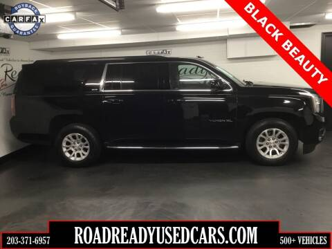 2017 GMC Yukon XL for sale at Road Ready Used Cars in Ansonia CT
