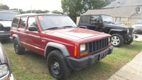 1998 Jeep Cherokee for sale at MTC AUTO SALES in Omaha NE