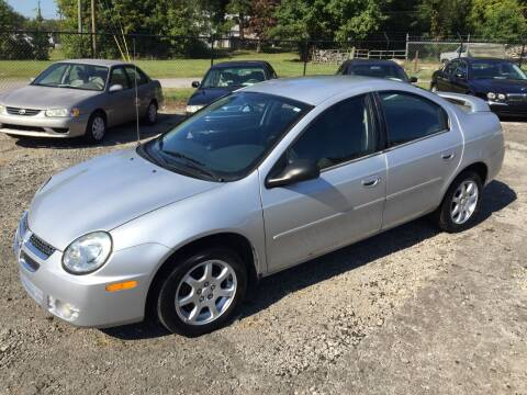 2005 Dodge Neon for sale at PASTIME AUTO INC. in Knoxville TN