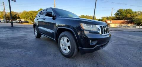 2011 Jeep Grand Cherokee for sale at Royal Auto Mart in Tampa FL