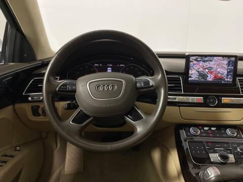 2018 Audi A8 L for sale at CU Carfinders in Norcross GA