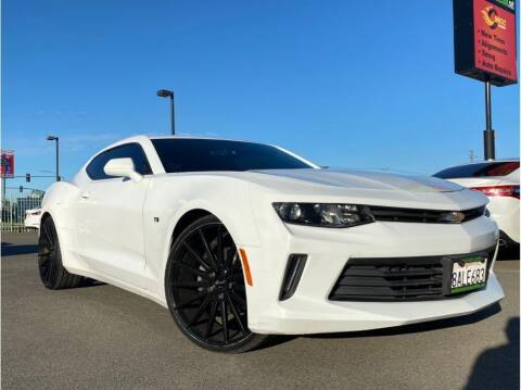 2016 Chevrolet Camaro for sale at MADERA CAR CONNECTION in Madera CA