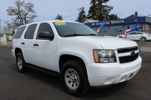 2008 Chevrolet Tahoe for sale at All American Motors in Tacoma WA