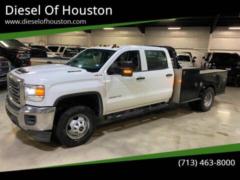 2019 GMC Sierra 3500HD for sale at Diesel Of Houston in Houston TX