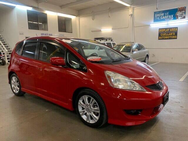 2009 Honda Fit for sale at Cuellars Automotive in Sacramento CA