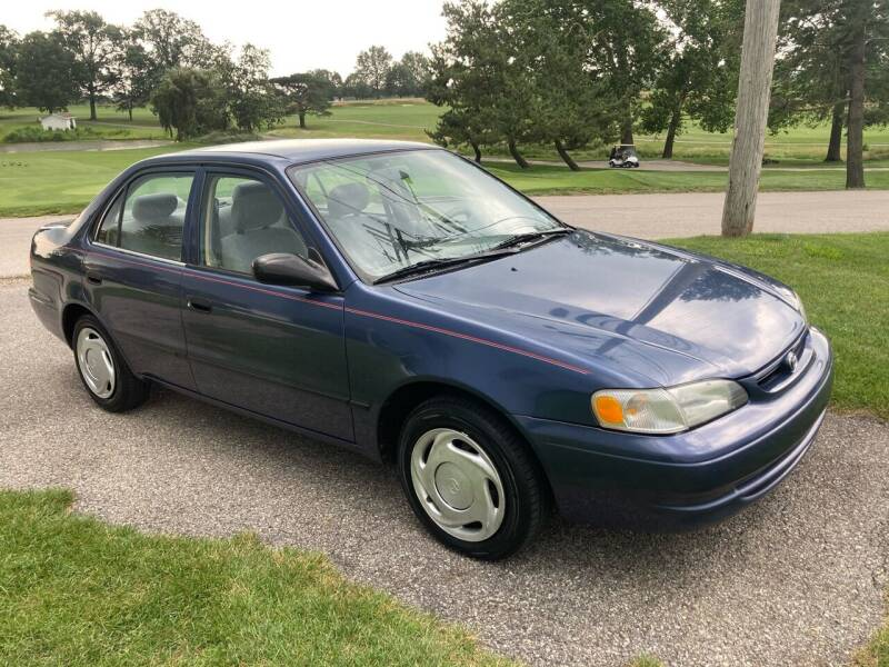 1999 Toyota Corolla for sale at Good Value Cars Inc in Norristown PA