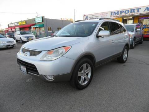 2008 Hyundai Veracruz for sale at Import Auto World in Hayward CA
