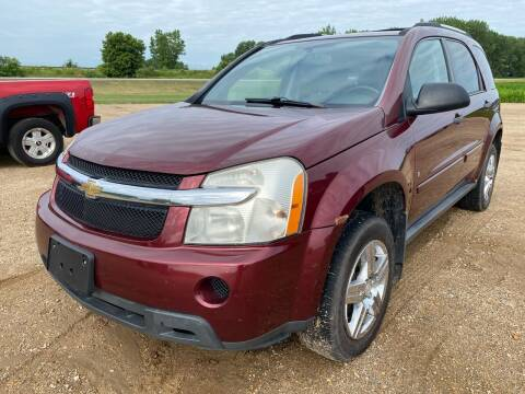 2008 Chevrolet Equinox for sale at RDJ Auto Sales in Kerkhoven MN