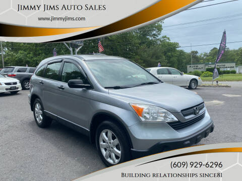 2007 Honda CR-V for sale at Jimmy Jims Auto Sales in Tabernacle NJ