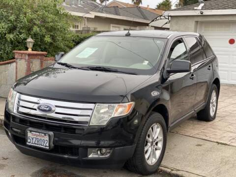 2007 Ford Edge for sale at Top Notch Auto Sales in San Jose CA