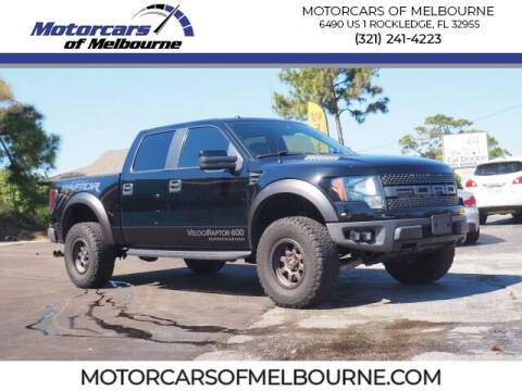 2011 Ford F-150 for sale at Motorcars of Melbourne in Rockledge FL