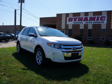 2013 Ford Edge for sale at DYNAMIC AUTO SPORTS in Addison IL