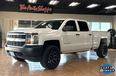 2018 Chevrolet Silverado 1500 for sale at The Auto Shoppe in Springfield MO