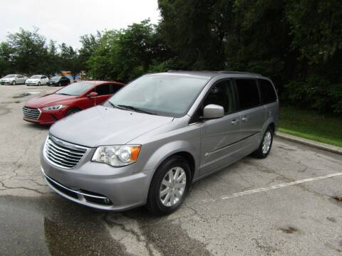 2015 Chrysler Town and Country for sale at S & T Motors in Hernando FL