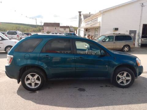 2006 Chevrolet Equinox for sale at ROUTE 119 AUTO SALES & SVC in Homer City PA