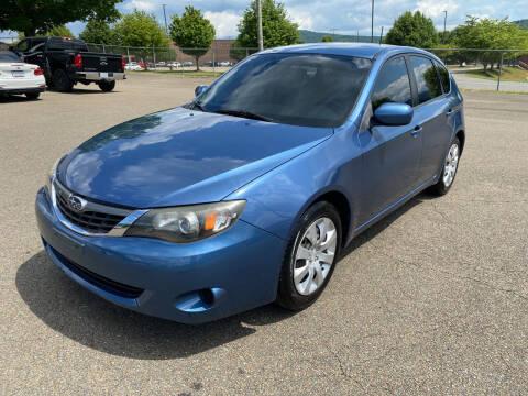 2009 Subaru Impreza for sale at Steve Johnson Auto World in West Jefferson NC