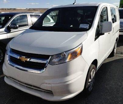 2015 Chevrolet City Express Cargo for sale at CENTURY TRUCKS & VANS in Grand Prairie TX
