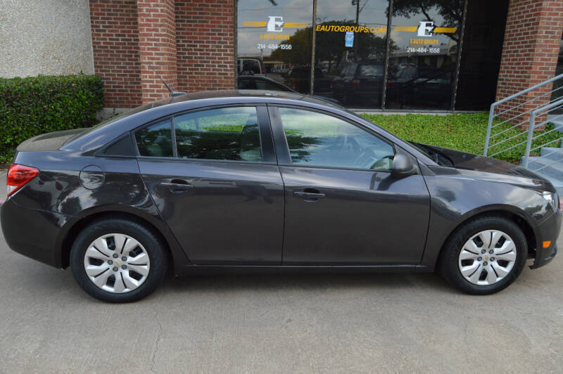 2014 Chevrolet Cruze LS Auto 4dr Sedan w/1SB - Dallas TX