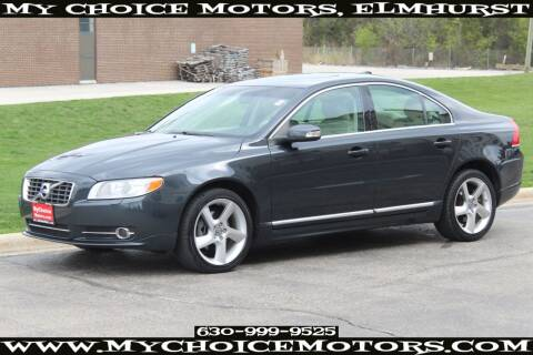 2010 Volvo S80 for sale at Your Choice Autos - My Choice Motors in Elmhurst IL