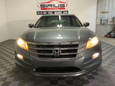 2010 Honda Accord Crosstour for sale at SIRIUS MOTORS INC in Monroe OH