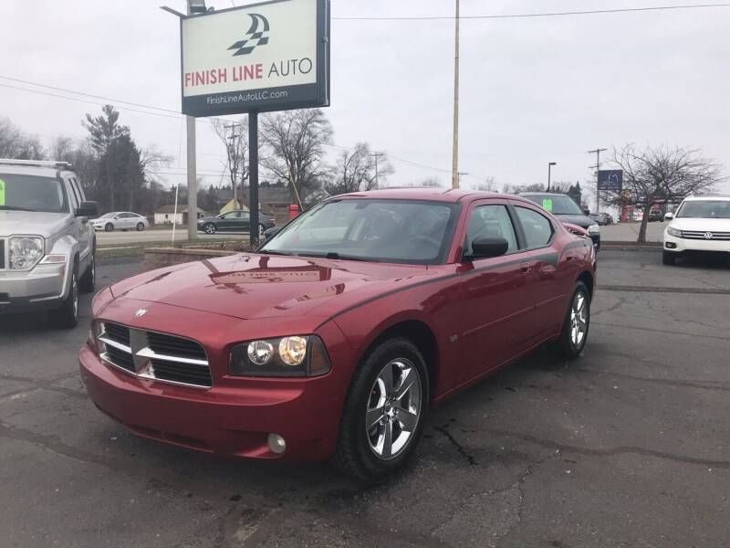 2009 Dodge Charger for sale at Finish Line Auto in Comstock Park MI
