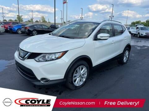 2018 Nissan Rogue Sport for sale at COYLE GM - COYLE NISSAN - Coyle Nissan in Clarksville IN