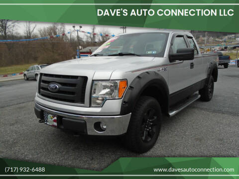2012 Ford F-150 for sale at Dave's Auto Connection LLC in Etters PA