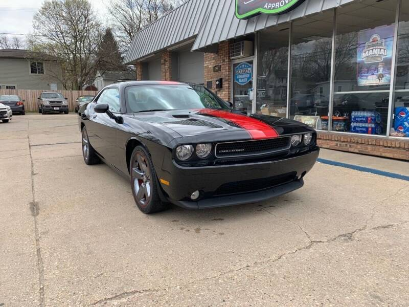 2014 Dodge Challenger for sale at LOT 51 AUTO SALES in Madison WI