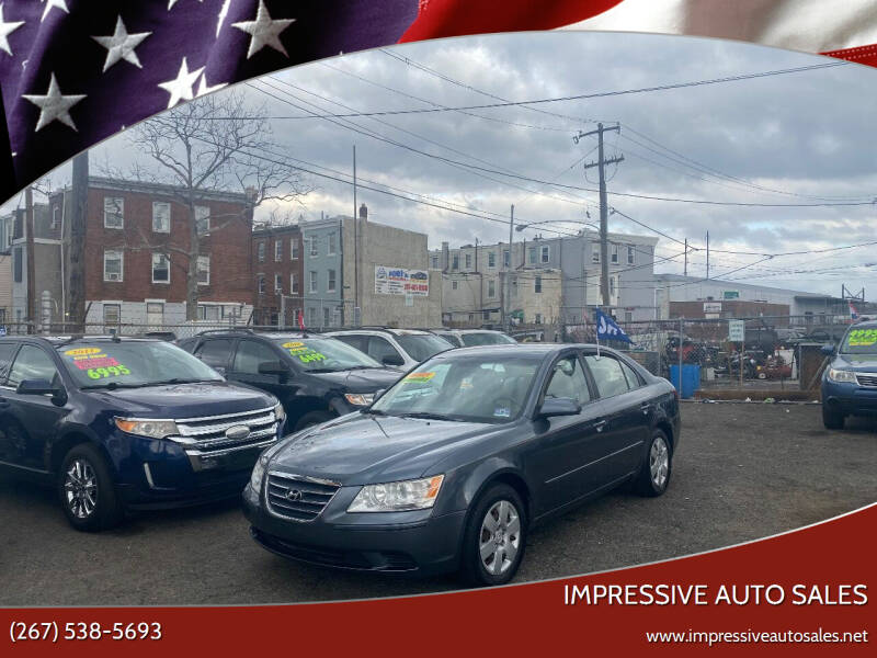 2010 Hyundai Sonata for sale at Impressive Auto Sales in Philadelphia PA
