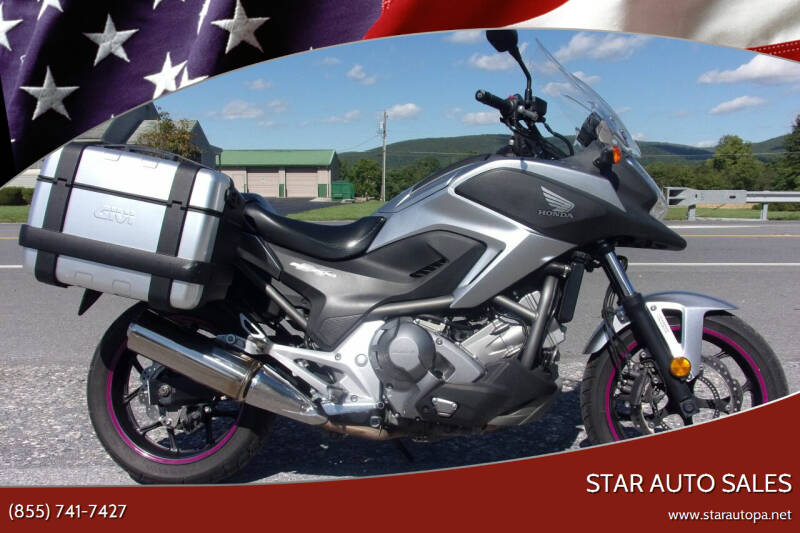 2013 Honda NC700 for sale at Star Auto Sales in Fayetteville PA