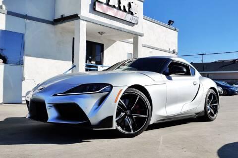 2020 Toyota GR Supra for sale at Fastrack Auto Inc in Rosemead CA