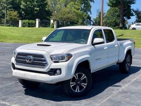 2017 Toyota Tacoma for sale at Sebar Inc. in Greensboro NC
