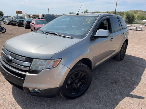 2008 Ford Edge for sale at PYRAMID MOTORS - Fountain Lot in Fountain CO