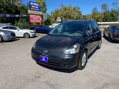 2008 Nissan Quest for sale at Right Choice Auto in Boise ID