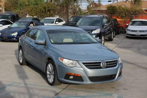 2009 Volkswagen CC for sale at Car 1234 inc in El Cajon CA