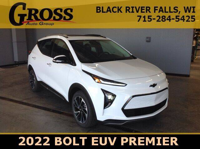2022 Chevrolet Bolt EUV for sale in Black River Falls, WI