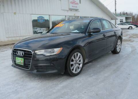 2014 Audi A6 for sale at Low Cost Cars in Circleville OH