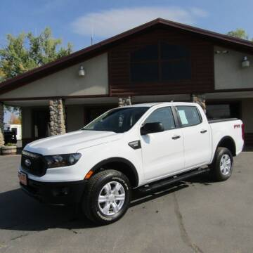 2019 Ford Ranger for sale at PRIME RATE MOTORS in Sheridan WY