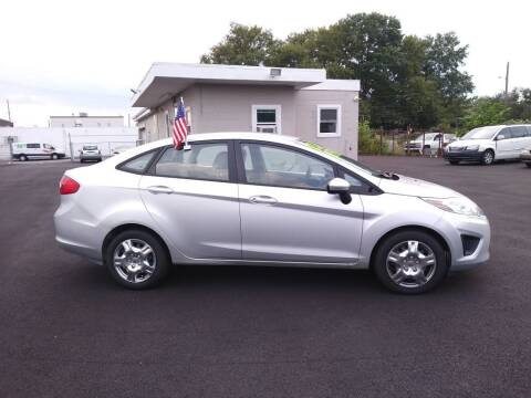 2013 Ford Fiesta for sale at 28TH STREET AUTO SALES AND SERVICE in Wilmington DE