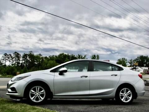 2018 Chevrolet Cruze for sale at Joe Lee Chevrolet in Clinton AR