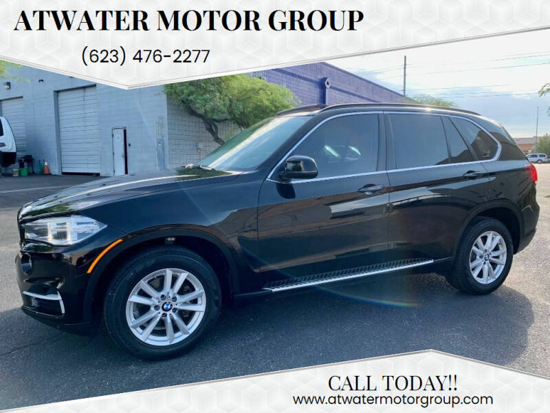 2014 BMW X5 for sale at Atwater Motor Group in Phoenix AZ