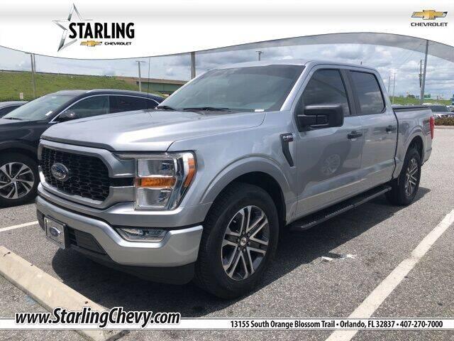 2021 Ford F-150 for sale at Pedro @ Starling Chevrolet in Orlando FL