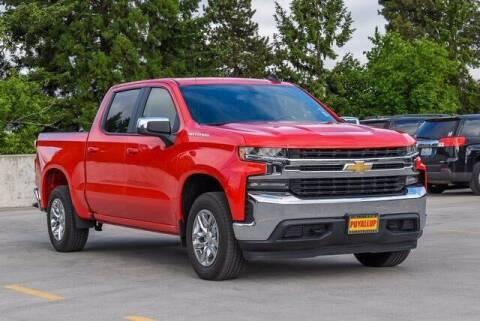 2019 Chevrolet Silverado 1500 for sale at Washington Auto Credit in Puyallup WA
