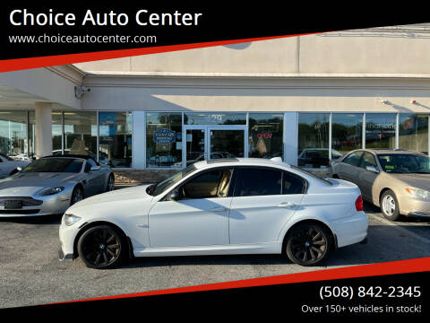 2010 BMW 3 Series for sale at Choice Auto Center in Shrewsbury MA