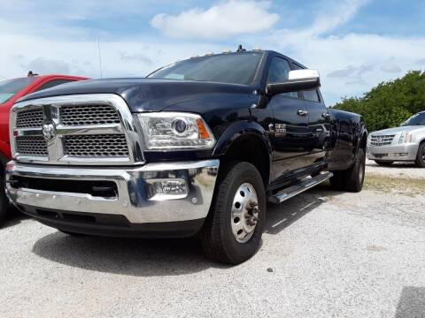 2016 RAM Ram Pickup 3500 for sale at Speedway Motors TX in Fort Worth TX