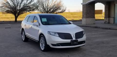 2013 Lincoln MKT for sale at America's Auto Financial in Houston TX